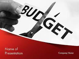 Budget Cuts Free Presentation Template For Google Slides