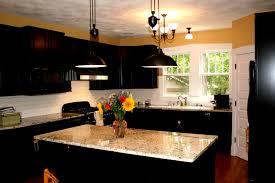 Home Kitchen Design With Modern Appliances And Granite Elegant ...