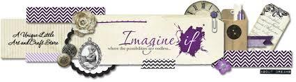 <b>Imagine</b> If: Arts & Crafts Stationery | Custom Invitations & Stickers