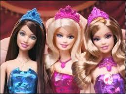barbie princess charm series