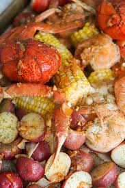 cajun seafood boil recipe video