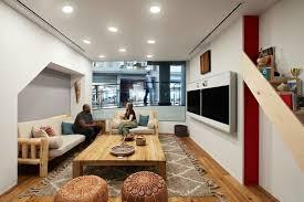 airbnb office. WRNS Architects, Airbnb Office San Francisco, 999 Brannan Street, Design,