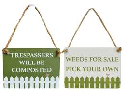 novelty gifts for gardeners the garden