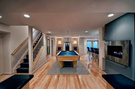 Basement Remodeling Indianapolis New Design