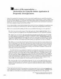Letter Of Recommendation Fresh Sample Scholarship Recommendation