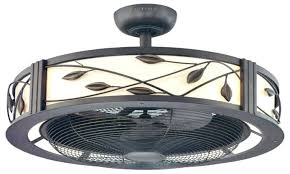 flush mount enclosed ceiling fan with light beautiful blade fans enclosed ceiling fan light