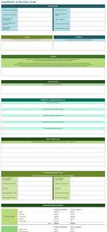 Nonprofit Business Plan Template Non Profit Strategic Plan Excel Template Strategic