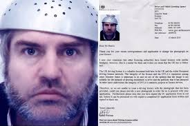 Photographs Ban Online In Pastafarians Licence To Driving On Mirror Dvla Against - Colanders Protest