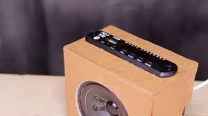 EL Yapımı Bluetooth hoparlör - YouTube