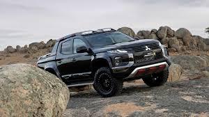 Mitsubishi Wants To Sell Pickup Trucks In The U.S. Again