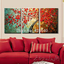 wall paintings for living room tree painting on canvas wall art paintings for living room 3