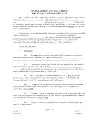 Printable Non Disclosure Agreement Template Employee Nda Sample ...