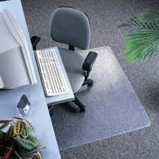 full image for office chair mat studded rectangular 115 x 135 cm at affordable best