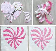 370 best Free Quilt Patterns & Blocks images on Pinterest ... & Free Heart Quilt Pattern Adamdwight.com