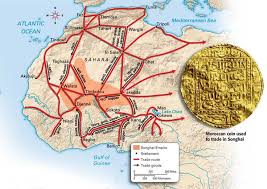 images about Educational       on Pinterest map of african kingdoms and empires   mrgrayhistory   UNIT     WEST AFRICA