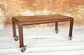 Tavolo design stile industriale harumi: tavolo di stile