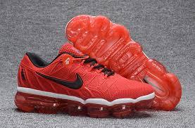 nike shoes 2018. newest nike air max 2018 kpu red black white 849558 600 men\u0027s running shoes trainers