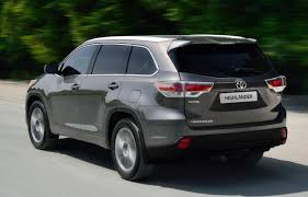 Toyota Highlander Limited from New Rochelle Toyota | Toyota ...