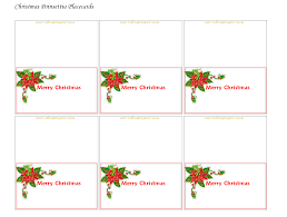 Template For Place Cards Free Microsoft Word Christmas Place Card Template Place Card Template For