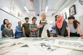 Nafa Design Course Nanyang Academy Of Fine Arts Nafa Ea Study