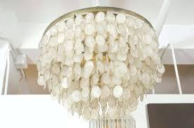 round capiz chandelier west elm chandelier west elm chandelier pertaining to capiz chandelier philippines