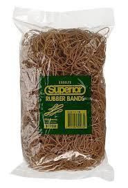 Esselte No 18 Superior Rubber Bands 500gm Bag