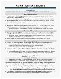 Director Sample Resume 84 Pleasant Photograph Of It Director Resume Best Of