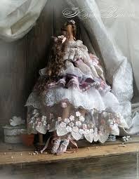 Лесли. Коллекционная кукла Тильда | Куклы, Тряпичные куклы ...