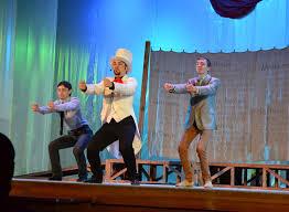 К нам приехал к нам приехал Театрализованное представление  дипломная работа Дениса Овчинникова студента направления подготовки Режиссура театрализованных представлений и праздников