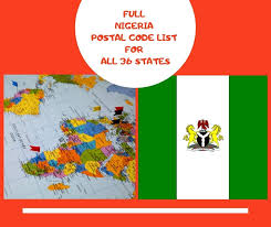 But in nigeria, it is officially referred to as postal code while in the usa it is called zip code. Full Nigeria Postal Code List For All 36 States Legit Ng