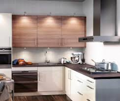 Small Modern Kitchens Kitchen Design Ikea With Modern Cabinetry And Island Also In