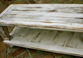 distressed white wood furniture distressed painted
