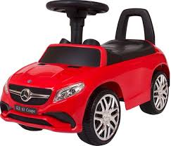 Mercedes rider GLE63 Coupe pusher red | Small vehicles for ...
