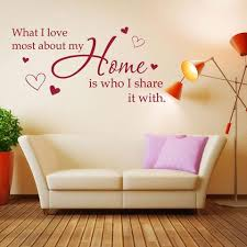 share my home wall decal quote on home wall art quotes with home wall decal quote style and apply