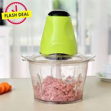 ttlife flash deal multi function household meat grinder vegetable