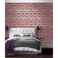 Purple Wallpaper For Bedroom Purple Bedroom Wallpaper Uk Best Bedroom Ideas 2017