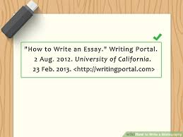 ways to write a bibliography wikihow image titled write a bibliography step 18
