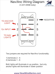carling technologies rocker switch wiring diagram to nav and Anchor Light Wiring Diagram carling technologies rocker switch wiring diagram to nav and anchor light diagram jpg wiring diagram navigation anchor light