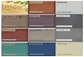 Littlefair S Water Based Wood Stain Wood Dye Pastel Range 250ml Driftwood
