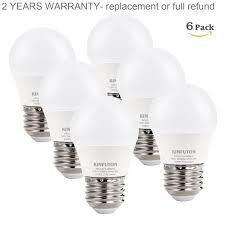 Buy Kinfuton G14 3w Small Led Bulb Daylight White 5000k For