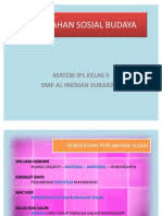 Bab 3ketergantungan antarruang dan pengaruhnya terhadap kesejahteraan masyarakat 4. 19 2 Lkpd Ips Kelas 9 Kd 3 2 Perubahan Sosial Budaya Roni Haryanto Docx