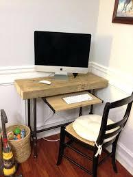 mini computer desk full size of small wood computer desks for spaces in home interior large mini computer desk