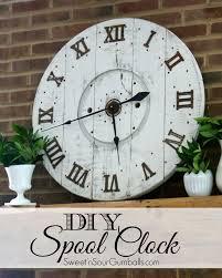 diy large wall clock elegant 579 best diy wall art images on of 53 best