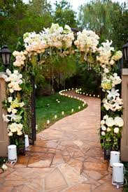 Wedding Arch Decorations Wedding Flowers Ideas Lovely White Outdoor Wedding Arch Flowers