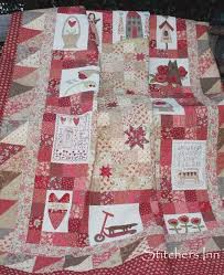 Red Home Applique Quilt BOM - Sing Up - Stitchers Inn & ... Red Home Applique Quilt BOM - Sing Up ... Adamdwight.com