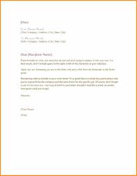 11 Formal Covering Letter Format Cote Divoire Tennis