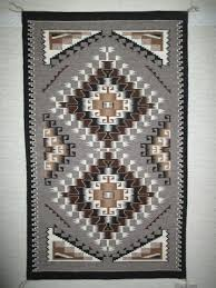 navajo rug two grey hills rug by native
