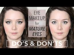 our eyes change as we age often being what is know as hooded these makeup do s and don ts for eyes can help you get back to feeling your best