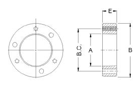 Qd Bushing Size Chart G G Manufacturing Company Weld On Adaptors