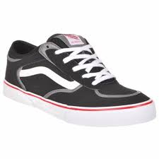 vans shoes white and black. vans rowley pro kids skate shoes - black/white/red white and black i